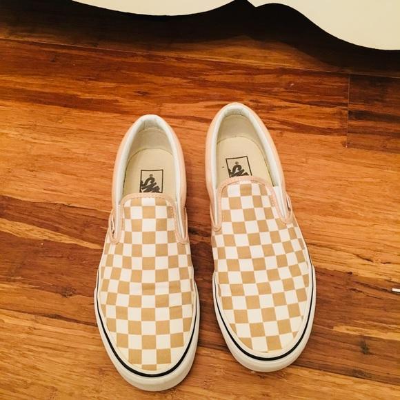 Vans Shoes   Checkerboard Frappe True